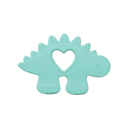Manhattan Toy Little Jurassics Chomp Dino Silicone Teether