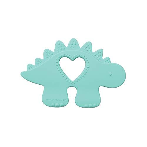 Manhattan Toy Little Jurassics Chomp Dino Silicone Teether