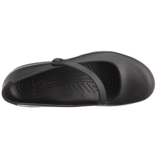 Crocs - Silver Fox de la Mujer Calzado Médico Black/black