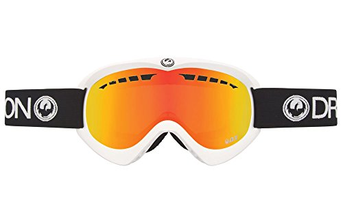 Dragon DX Goggle Inverse/Red Ionized, One Size
