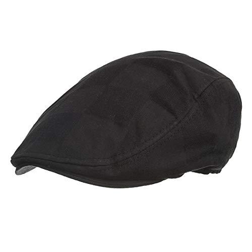Gorra Vendedor GLLH B Sombreros C Delgado de para qin Hombres hat de periódicos Sombrero qfCw1Hxfv