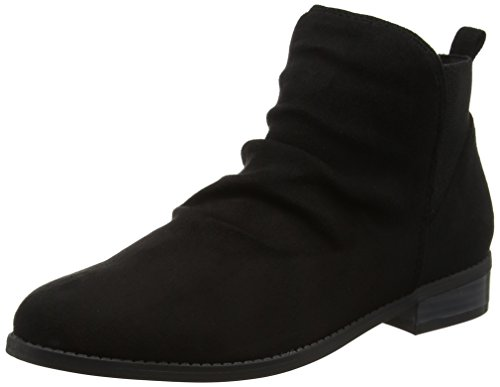 Head Black Piaa Chelsea para Mujer Heels Black Botas Over 4q0xwrB4