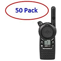 50 Pack of Motorola CLS1410 Two-way Radios with Programming Video