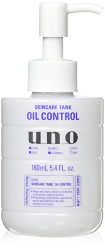 UNO (우노) 스킨 케어 탱크 (산뜻하게) 남성 페이스 케어 160ml