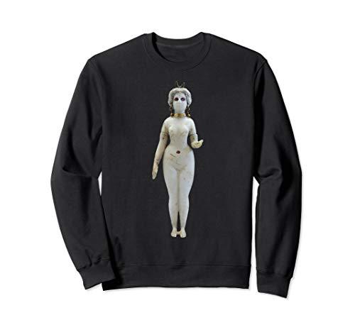 Astarte aka Astoreth Goddess of Fertility and Sexuality Sweatshirt from Egypt Gods and Goddess