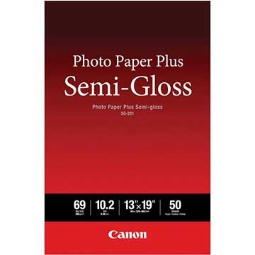 - CNM1686B064 - Canon Photo Paper Plus Semi-Gloss