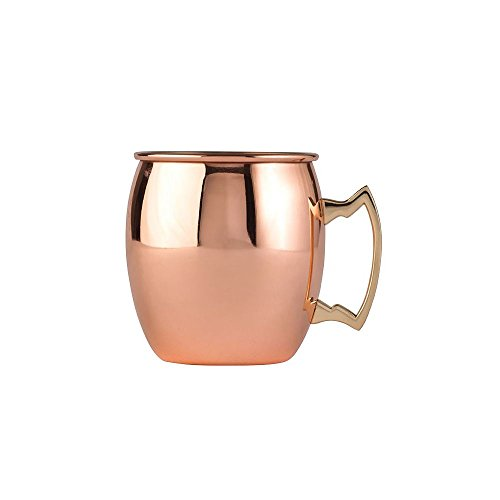 Arcoroc FK364 Copper 16 Ounce Moscow Mule Mug - 12 / CS by ARC Cardinal