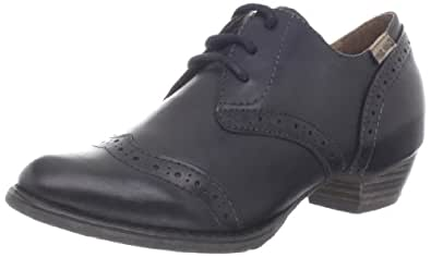 Pikolinos Women's 865-9270 Oxford,Black,35 EU/4.5-5 M US