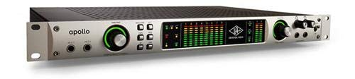 Universal Audio Apollo FireWire Audio Interface with Quad Processing