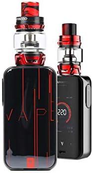 Imagen deVaporesso LUXE-S Kit vaper con 8 ml de capacidad Atomizador Skrr-s Tank QF bobess vaporesso luxe Kit de cigarrillos electrónicos