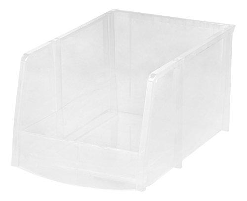 Jumbo Stacking Bin (IRIS Storage Bin)