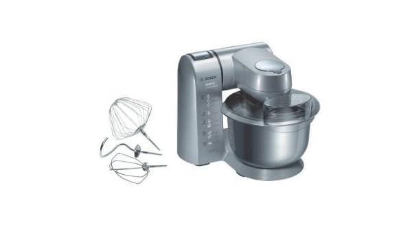 Bosch mum8100 Robot de cocina con carcasa de metal: Amazon.es: Hogar