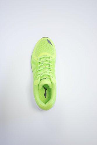 - Schuhe Sport angeschlossen Li-Ning-hellgrün Größe 43