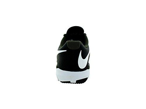 Nike Flex Supreme TR 4, Zapatillas de Deporte para Hombre Negro / Blanco / Gris (Black/White-Cargo Khaki)