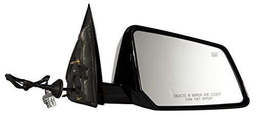 Depo 335-5445R3ELH Saturn Outlook/G.M.C Acadia Passenger Side Power Heated Mirror (07-08 '08 1st Design Without Signal Gloss)