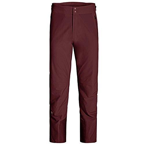 KJUS Formula Ski Pants - Insulated Waterproof Burgandy Men's 52 (36) by Kjus