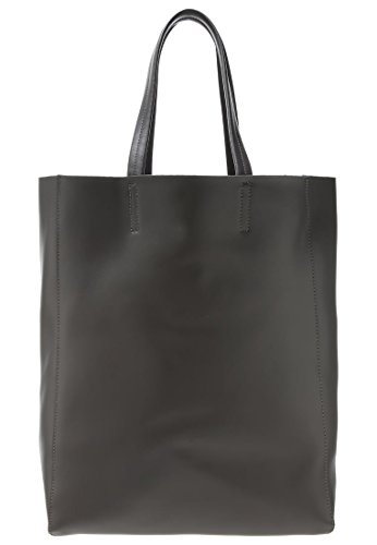 MOSS COPENHAGEN WIX - Damen Shopping Bag - grey One Size