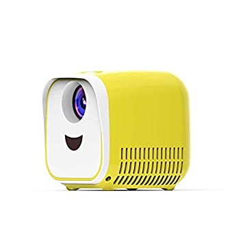 BOMAKER - Mini proyector de protección 480P LED portátil, Soporte ...