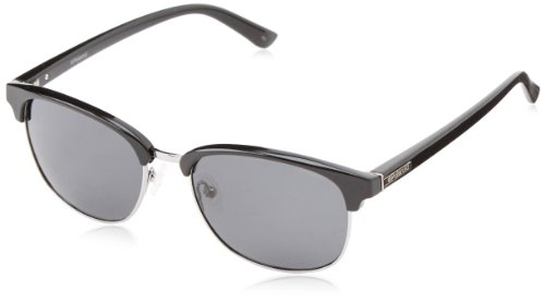 Polaroid Women's F4412S Polarized Cateye Sunglasses, Gunmetal and Gray, 54 mm, - Glasses Polariod