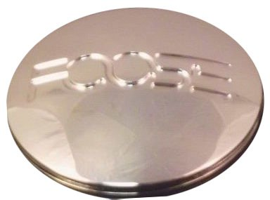 Foose Wheels 1000-39 Custom Center Cap Chrome (1 CAP) ()