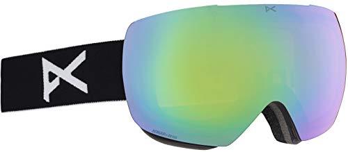 Anon Goggle Lenses - Anon Mig Goggle, Black Frame Sonar Green Lens