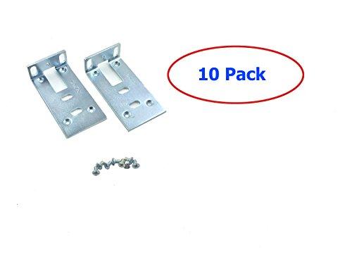 - ACS-4330-RM-19 - 19inch rack mount kit for Cisco ISR 4330 (10 Pack)