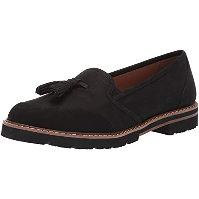 Aerosoles - Women's Pen Name Moccasin - Comfortable Slip-On Shoe with Memory Foam Footbed
