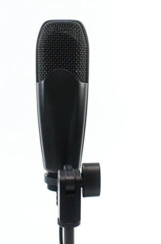 cad u37 usb studio condenser recording microphone black for. Black Bedroom Furniture Sets. Home Design Ideas