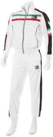 Leone - SW257 - Chándal blanco Talla:XL: Amazon.es: Deportes y ...
