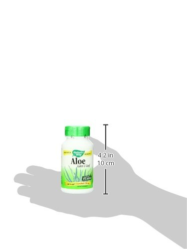 Nature's Aloe with Fennel 100