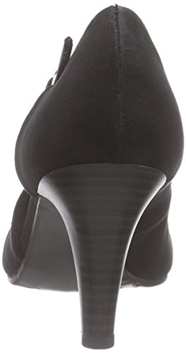 224 Jane Col 009 Donna Scarpe Tacco Klain 894 black schwarz Nero 55gqnUr