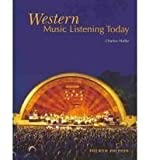 Western Music Listening Today, Hoffer, Charles, 0495799289
