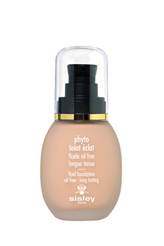 Sisley Phyto-Teint Eclat Fluid Foundation 2 Soft Beige, 1oz, 30ml by Sisley