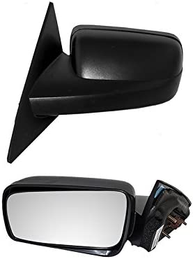 Drivers Power Side View Mirror Replacement for 2005-2009 Mustang 6R3Z17683AA