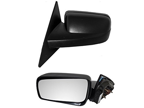 OE Replacement Ford Mustang Driver Side Mirror Outside Rear View (Partslink Number FO1320243)