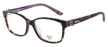 Frauen Brille Anna Sui AS662A