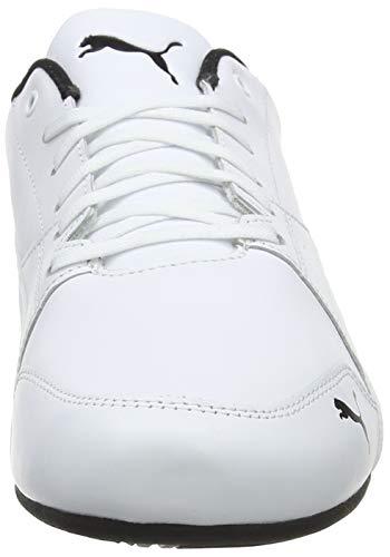 Adulto puma Drift Zapatillas Unisex Puma Blanco White puma Cat 06 White Sf 7 wOHqg8Y6