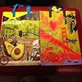 Trader Joe's California both Southern and Northern Reusable Shopping Grocery Bags Totes San Fran & LA