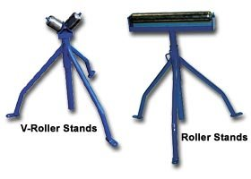 Roll-A-Way, Roller Stands, Hrs-2850, Adjustable Height: 28 - 50