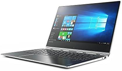 """Lenovo Yoga 910-13IKB - Portátil táctil convertible de 13.9"""" UHD (Intel Core I5-7200U, 8 GB de RAM, 512 G SSD, HD Graphics 620, Windows 10), color gris [teclado QWERTY español]"""