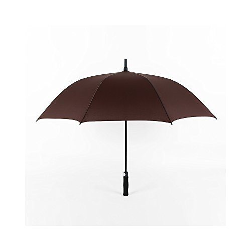 Saimoe Golf Umbrella Double Canopy Vented Windproof Waterproof Stick - Galleria Pittsburgh