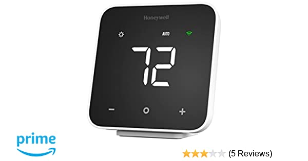 Honeywell DC6000WF1001 Universal WI-FI Ductless Air Conditioner Control. Replaces the handheld remote control that comes with the Ductless unit.