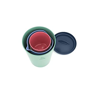StokkeFlexi BathToy Cups Multi Color : Baby