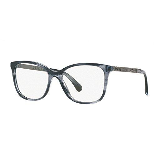 CHANEL CH3343 1563 OCCHIALE Da Vista Blu Blue Eyeglasses SEHBRILLE Donna ()