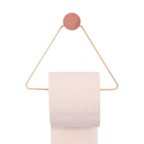 KaiPoint Nordic Triangle Tissue Holder Modern Paper Towel Ri