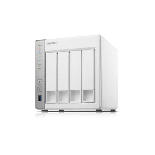 QNAP TS-431+ 1.4GHZ 1GB Ram 4-Bay NAS Server
