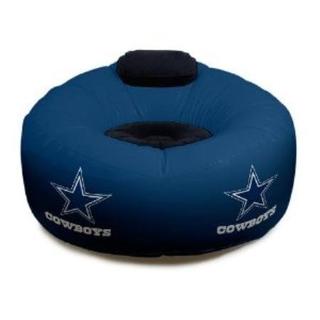 (The Northwest Company NFL Dallas Cowboys Inflatable Chair)
