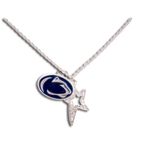 Penn State Nittany Lions Wishing Star Necklace -