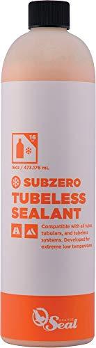 (Orange Seal Cycling Subzero Tubeless Tire Sealant Refill, 16 oz)