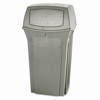 (Rubbermaid Commercial - Ranger Containers 35-Gal. Ranger Trash Container: 640-8430-Bg - 35-gal. ranger trash container)